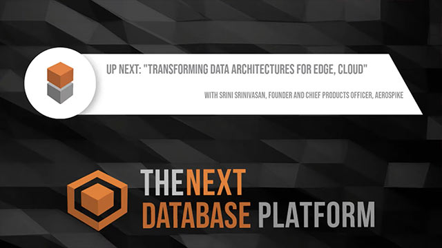 Transforming Enterprise Data Architectures For Cloud And Edge Applications