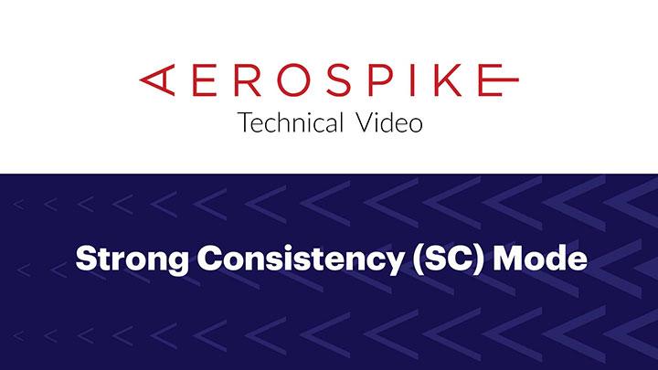 Technical Video: Data Consistency Model