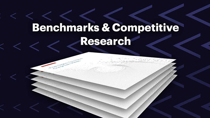 Benchmarks & Competitive Research