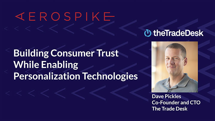Building Consumer Trust While Enabling Personalization Technologies - The Trade Desk